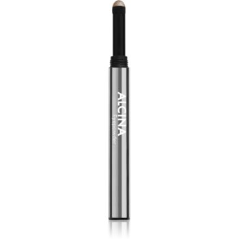 Alcina Charming Colours fard de ochi rezistent cu aplicator culoare 010 pearl-matic