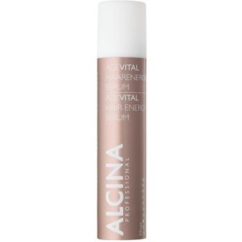 Alcina AgeVital energizující sérum pro barvené vlasy 30 ml