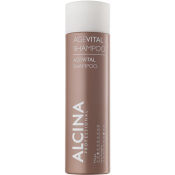 Alcina AgeVital sampon pentru par vopsit