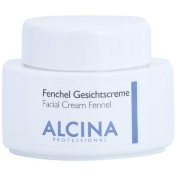 Alcina For Dry Skin Fenchel pleťový krém pro obnovu povrchu pleti