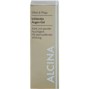 Alcina Effective Care gel de contorno de olhos com efeito resfrescante 3