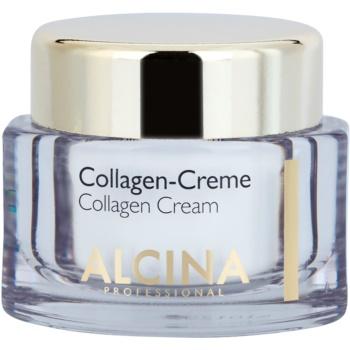 Alcina Effective Care crema facial con colágeno