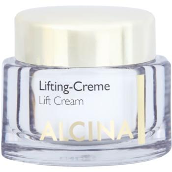 Alcina Effective Care liftingový krém pro vypnutí pleti 50 ml