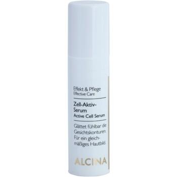 Alcina Effective Care aktivní sérum pro vyhlazení kontur obličeje 30 ml