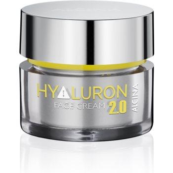 Alcina Hyaluron 2.0 crema pentru ten cu efect de intinerire