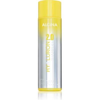 Fotografie Alcina Hyaluron 2.0 šampon pro suché a křehké vlasy 250 ml
