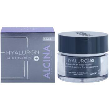Alcina Hyaluron + Hautcreme mit glättender Wirkung 1