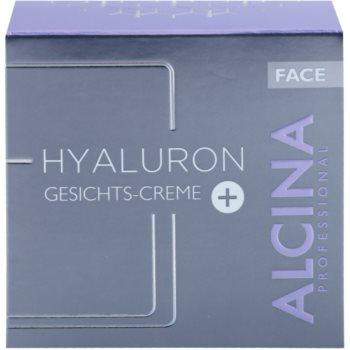 Alcina Hyaluron + Hautcreme mit glättender Wirkung 2