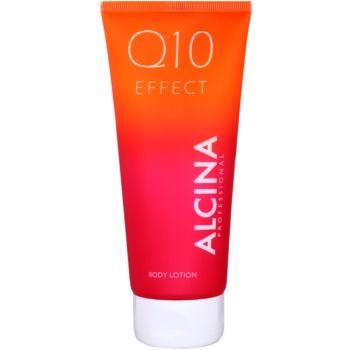 Alcina Q10 Effect tělové mléko s hydratačním účinkem 200 ml