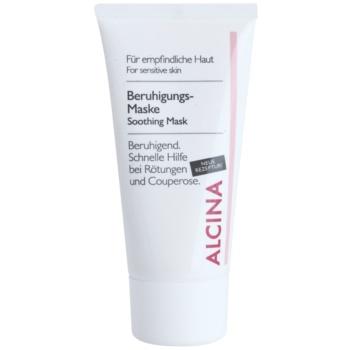 Alcina For Sensitive Skin masca -efect calmant cu efect imediat