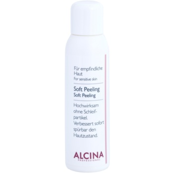 Alcina For Sensitive Skin jemný enzymatický peeling 25 g