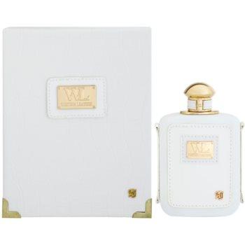 Alexandre.J Western Leather White eau de parfum pentru femei 100 ml