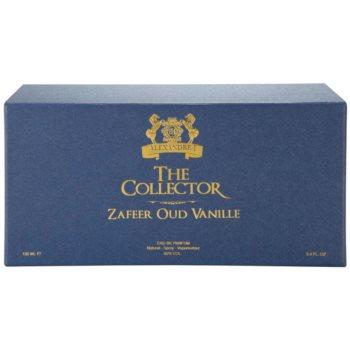 Alexandre.J The Collector: Zafeer Oud Vanille Eau de Parfum unisex 5