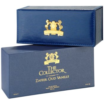 Alexandre.J The Collector: Zafeer Oud Vanille Eau de Parfum unisex 4