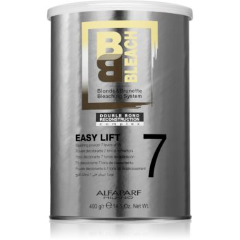 Alfaparf Milano B&B Bleach Easy Lift 7 pudra pentru extra stralucire imagine produs