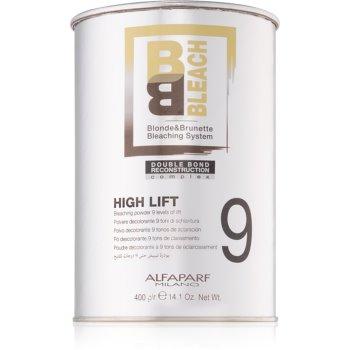 Alfaparf Milano B&B Bleach High Lift 9 pudra pentru extra stralucire