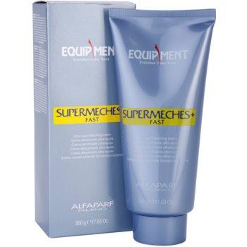 Alfaparf Milano Equipment освітлююча крем для волосся 1