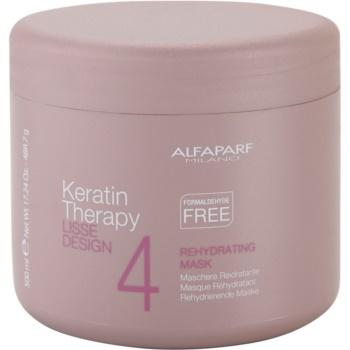 Alfaparf Milano Lisse Design Keratin Therapy masca rehidratanta pentru toate tipurile de par