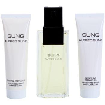 Alfred Sung Sung darčeková sada 2