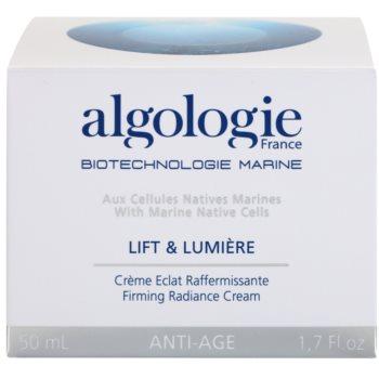 Algologie Lift & Lumiere rozjaśniający krem na dzień z efektem liftingującym 3
