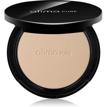 Alima Pure Face fond de ten ușor, sub formă de pudră minerală compactă