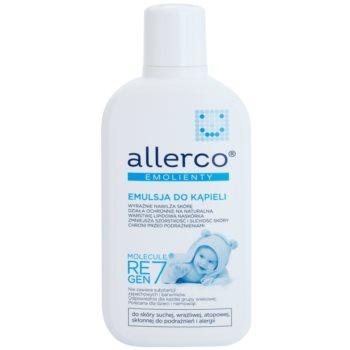 Allerco Molecule Regen7 Baby Emulsion für das Bad mit feuchtigkeitsspendender Wirkung