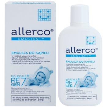 Allerco Molecule Regen7 Baby Emulsion für das Bad mit feuchtigkeitsspendender Wirkung 1