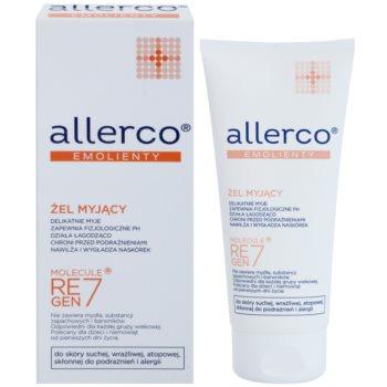 Allerco Molecule Regen7 gel de limpeza para rosto e corpo 1
