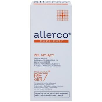 Allerco Molecule Regen7 gel de limpeza para rosto e corpo 2