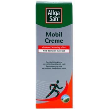 Allga San Muscles & Joints специален затоплящ крем за отпускане на натоварвани мускули 2