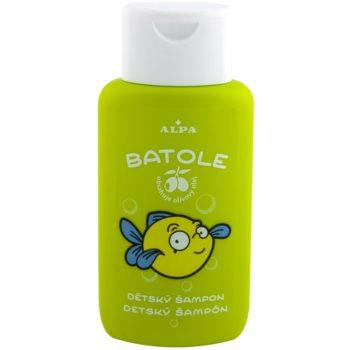 Alpa Batole dětský šampon s olivovým olejem