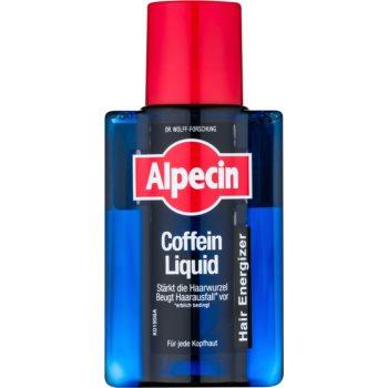 Alpecin Hair Energizer Caffeine Liquid kofeinové tonikum proti padání vlasů pro muže 75 ml