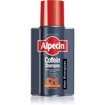 Alpecin Hair Energizer Coffein Shampoo C1 Koffein Shampoo für Männer für die Stimulierung des Haarwachstums 75 ml