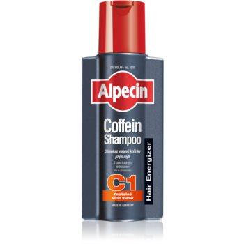 Alpecin Hair Energizer Coffeine Shampoo C1 sampon pe baza de cofeina pentru barbati pentru stimularea creșterii părului
