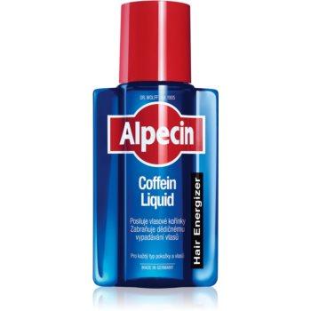 Alpecin Hair Energizer Caffeine Liquid kofeinové tonikum proti padání vlasů pro muže 200 ml