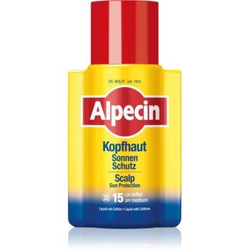 alpecin scalp protection emulsie protectoare pentru scalp spf15