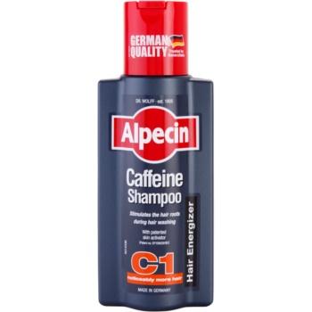 Fotografie Alpecin Hair Energizer Coffeine Shampoo C1 kofeinový šampon pro muže stimulující růst vlasů 250 ml