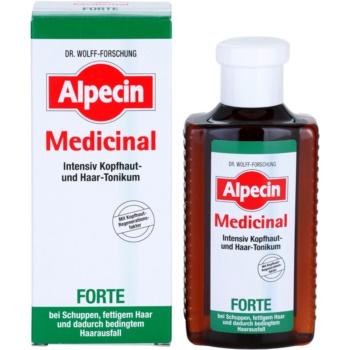 Alpecin Medicinal Forte tonic intens impotriva matretii si caderii parului 1