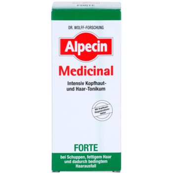 Alpecin Medicinal Forte tonic intens impotriva matretii si caderii parului 3