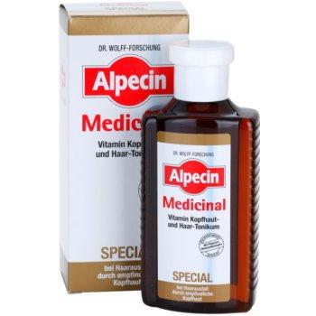 Alpecin Medicinal Special tónico antiqueda capilar para o couro cabeludo sensível 2