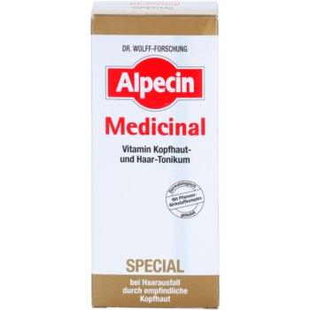 Alpecin Medicinal Special tónico antiqueda capilar para o couro cabeludo sensível 3