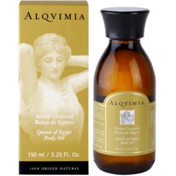 Alqvimia Queen Of Egypt Körperöl mit Antifalten-Effekt 1