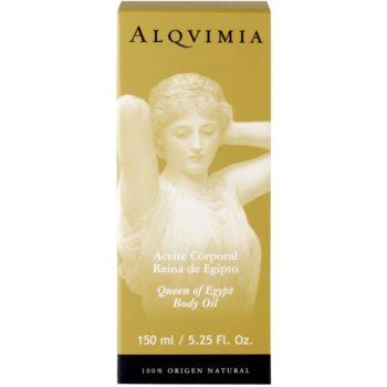 Alqvimia Queen Of Egypt Körperöl mit Antifalten-Effekt 2