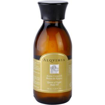 Alqvimia Queen Of Egypt telový olej s protivráskovým účinkom