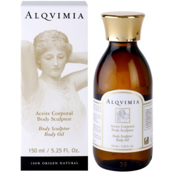 Alqvimia Silhouette formendes Körperöl 1
