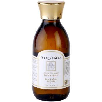 Alqvimia Silhouette tvarující tělový olej