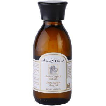 Alqvimia Silhouette olejek do ciała wspomagający utratę tłuszczu