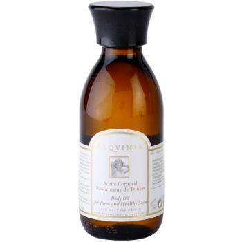 Alqvimia Silhouette festigendes Körperöl für junge und gesunde Haut