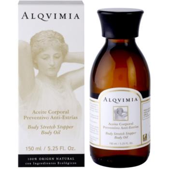 Alqvimia Silhouette олійка для тіла проти розтяжок 1