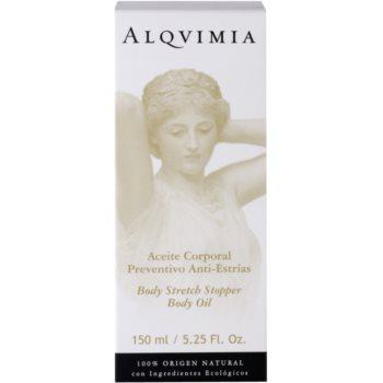 Alqvimia Silhouette олійка для тіла проти розтяжок 2